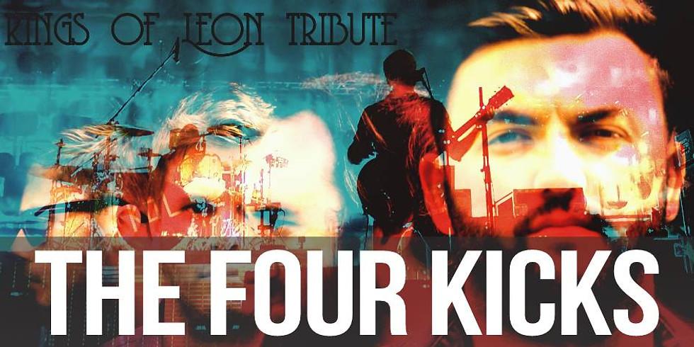 Kings Of Leon Tribute Band 'The Four Kicks'