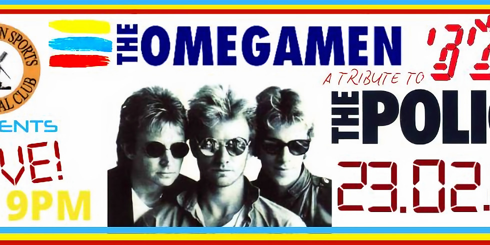 The Omegamen - Police Tribute Act