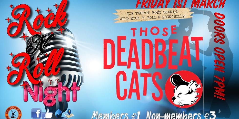 Those Deadbeat Cats