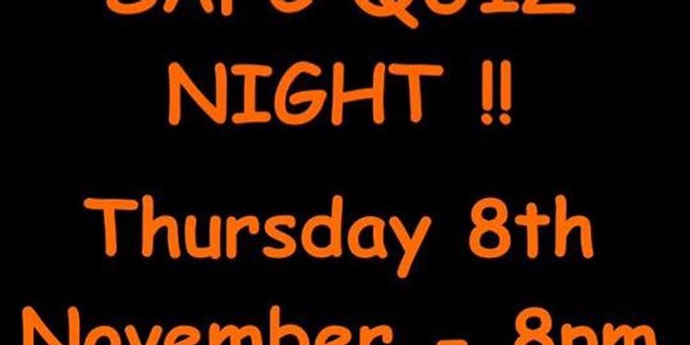 Sprowston Athletic Quiz Night