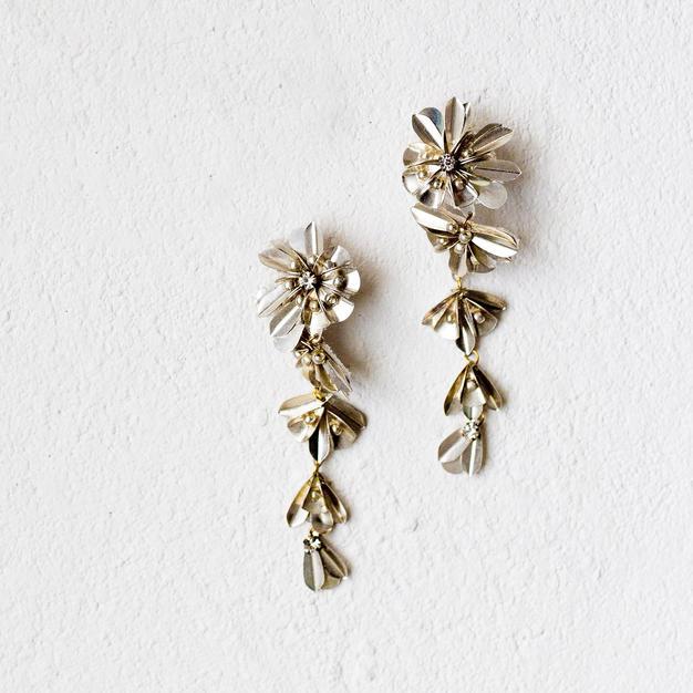 Elysee Earrings by AB Ellie