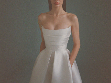 ALEX PERRY : The SS22 Bridal Collection