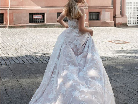 REAL TALK:  You Don't Need to Wear White on Your Wedding Day.
