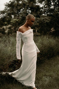 Olsen Gown from The Law Bridal