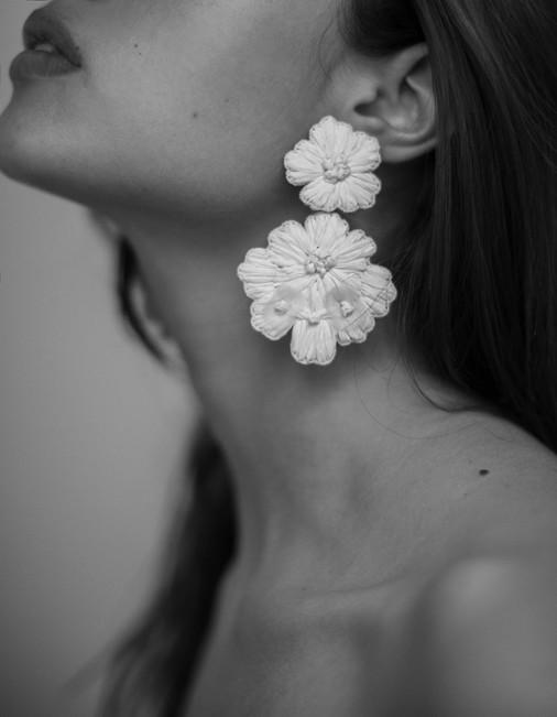 Stevie Earrings by A. B. Ellie