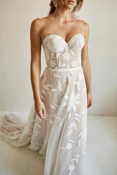 Savannah Gown in Blush