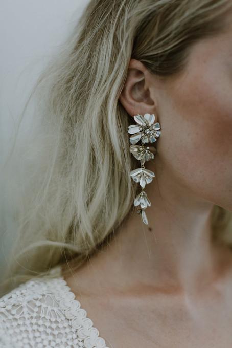 Elysee Earring by A. B. Ellie