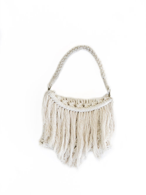 Ola Macrame Bag Medium