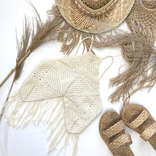 Dias Crochet Halter