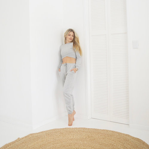 Indico Track Pants L/Grey