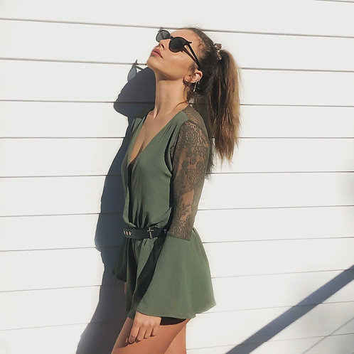 The Hunt Playsuit