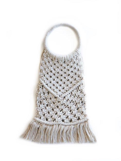 Beata Macrame Bag Large