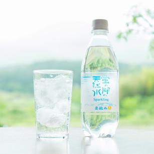 蛍の郷の天然水(レモン)