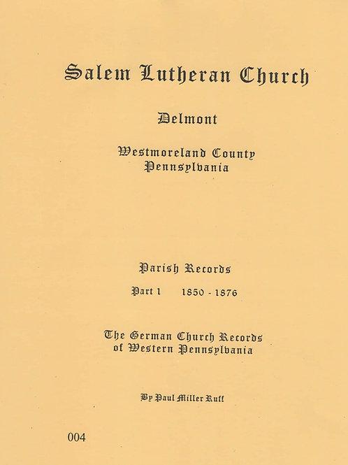 004 -Salem Lutheran Church Parish