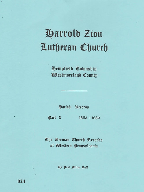 024 -Harold Zion Lutheran Church Parish Records Part 3 (024)
