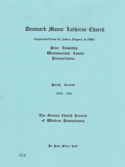 010 -Denmark Manor Lutheran Church, Part 4