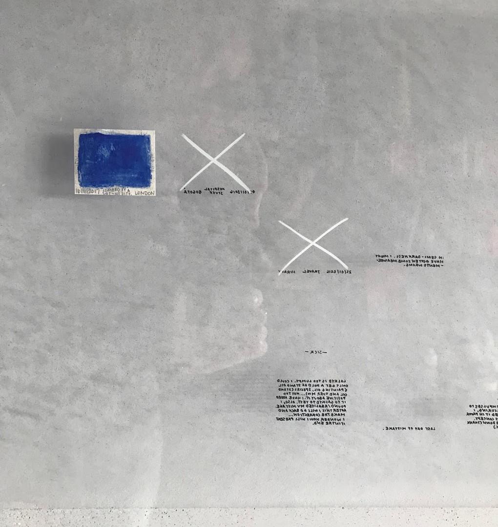 Resolution: 366 Days (Ultramarine - Clear)