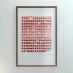 Resolution: 365 Days (Primary Red - Magenta - Alizarin Crimson, Dark)