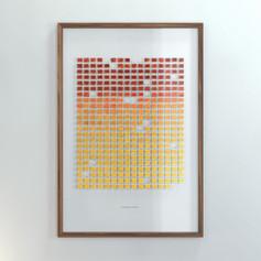 Resolution: 366 Days (Alizarin Crimson - Primary Yellow)