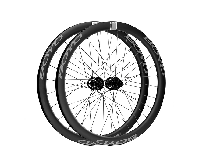 Boyd Cycling Carbon Prologue Road 44mm-Disc Wheelset