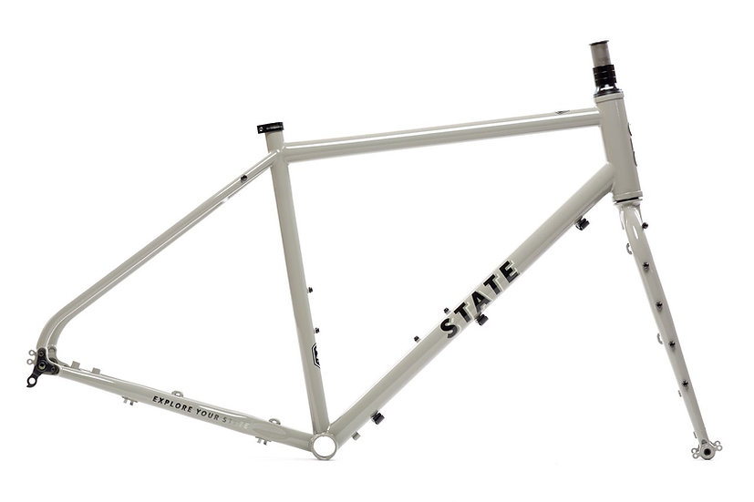 """State Bicycle Co. - """"4130"""" All Road Frameset"""