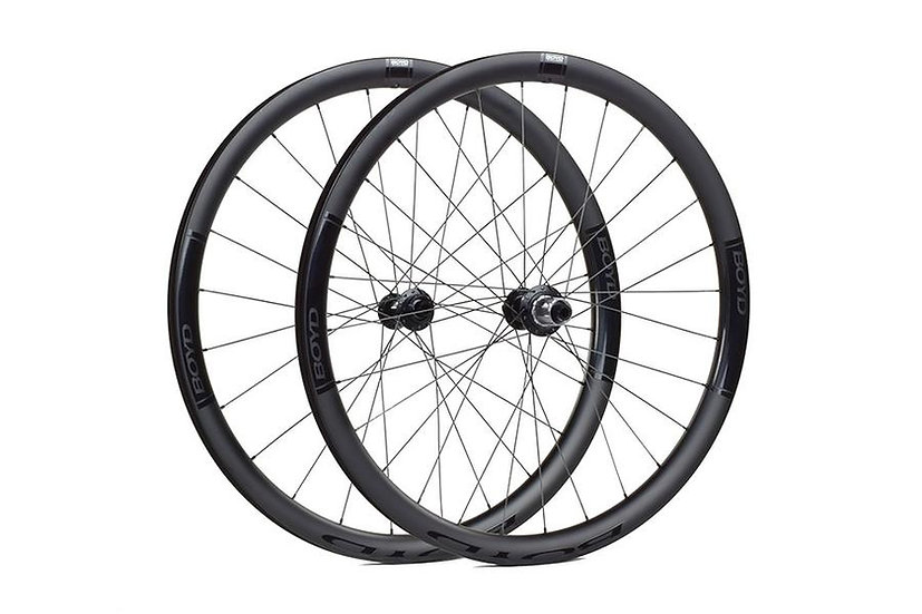 Boyd Cycling Carbon Podium Road 36mm-Disc Demo Wheelset