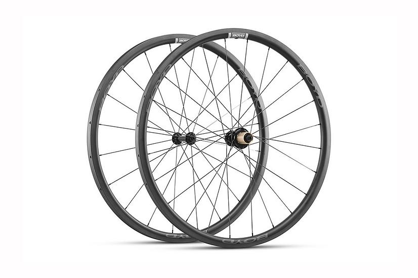 Boyd Cycling Carbon Podium Road 28mm-Rim Brake Wheelset