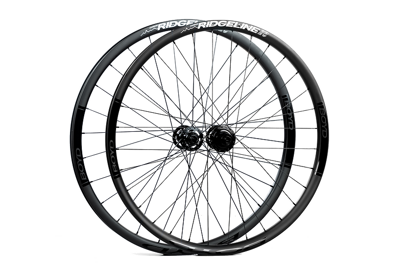 Boyd Cycling Carbon Ridgeline MTB 49er -Disc Wheelset