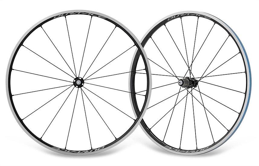 Shimano 9100 C24-Wheelset