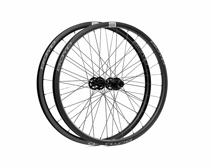Boyd Cycling Carbon Prologue Road 28mm-Disc Wheelset
