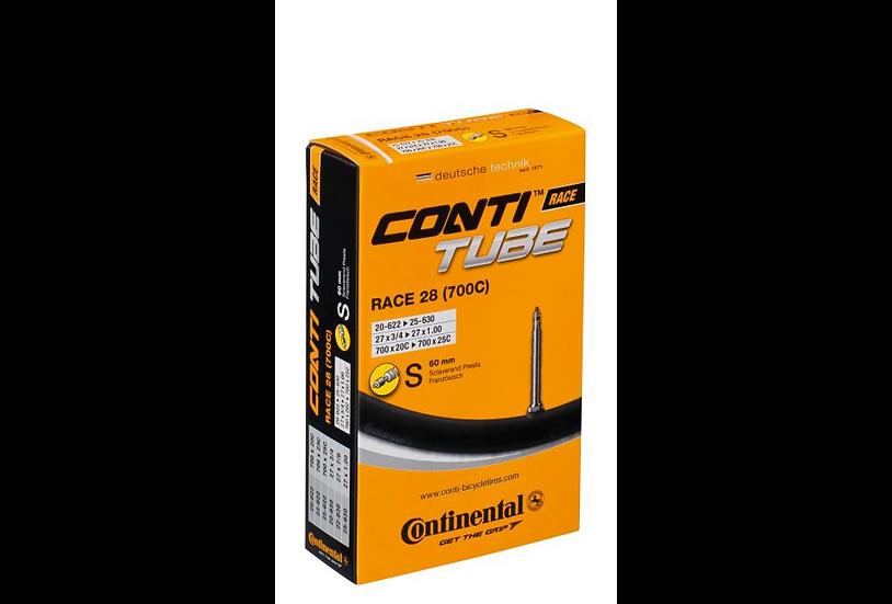 Continental Race  28 Tube Presta Valve