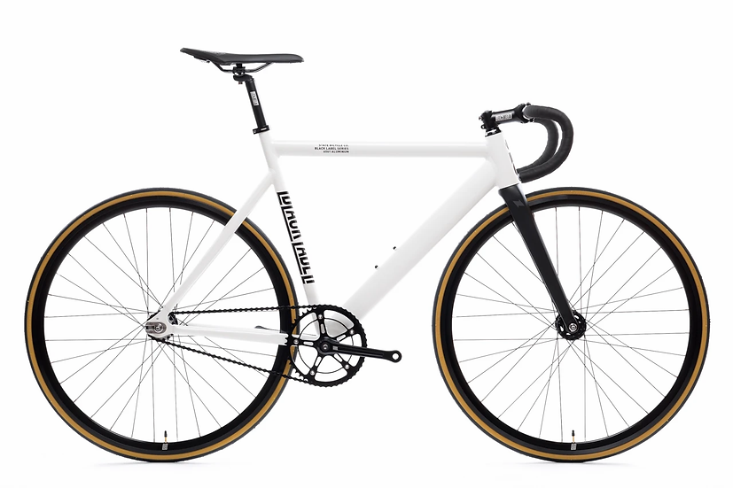 """State Bicycle Co. - """"Black Label"""" Single Speed/Fixie"""
