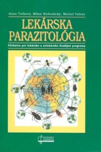Kniha: Lékarská parazitológia