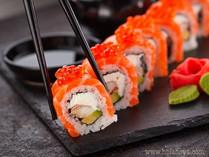 V sushi číhají paraziti a rychle se množí