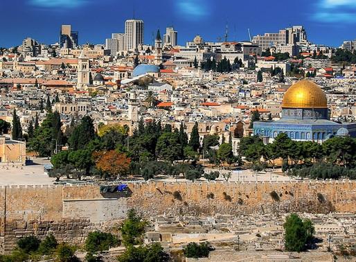 Turkish President Calls Jerusalem 'Our City'