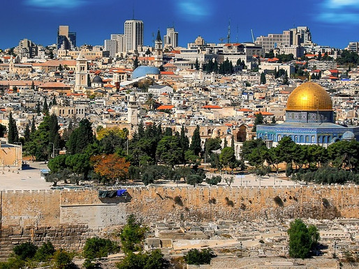 Turkish President Calls Jerusalem 'Our City'