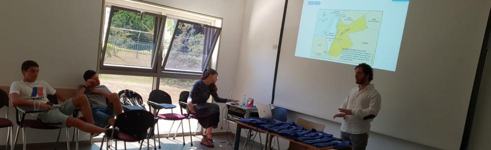 Workshop voor Bne Akiwa