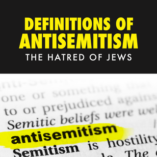 Definitions of Antisemitism