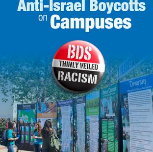 Countering Anti-Israel Boycotts on Campuses