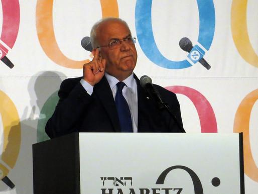 PLO Negotiator Says Israel Elections Focused on 'Strengthening Apartheid'