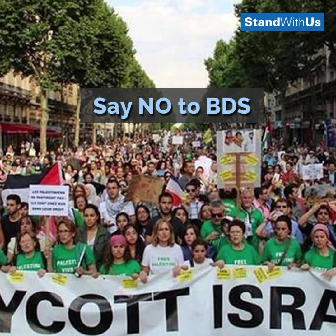 A shocking new report has revealed ties between the American wing of the BDS movement and recognized terrorist organizations!