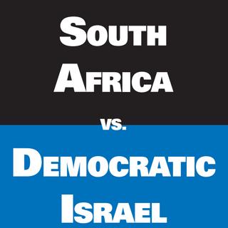 Apartheid South Africa vs. Democratic Israel