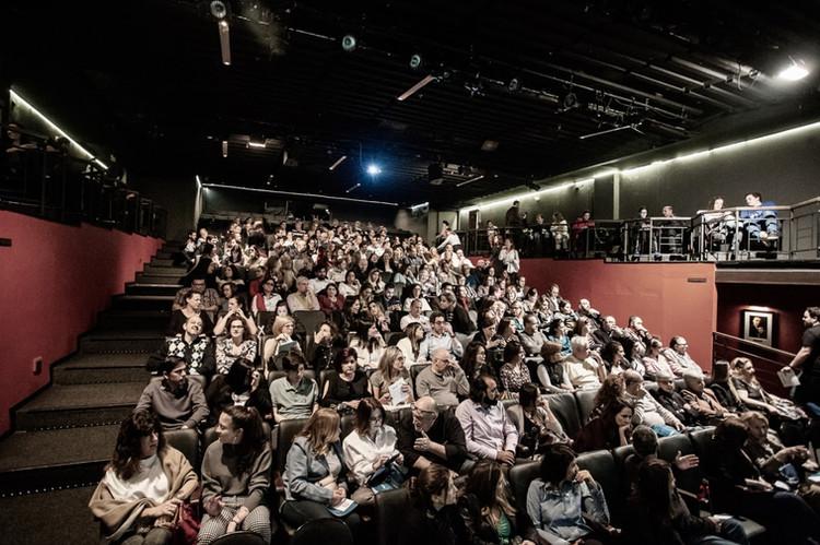 """Evento """"Onde Estamos e Para Onde Vamos"""", no Teatro Folha - São Paulo, 2018"""