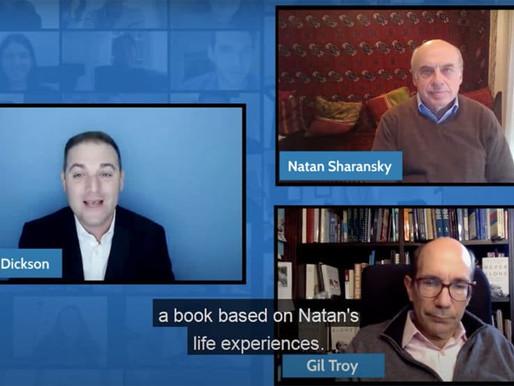 Gil Troy, Natan Sharansky Explain Jewish Unity at StandWithUs Conference