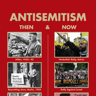 Antisemitism Then & Now
