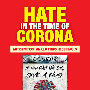 Hate In The Time of Corona