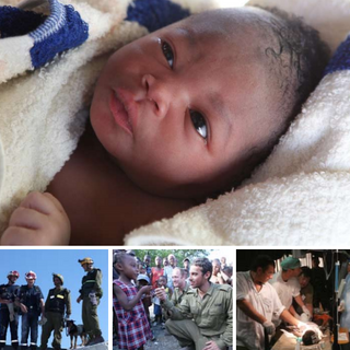 Israeli Heroes In Haiti