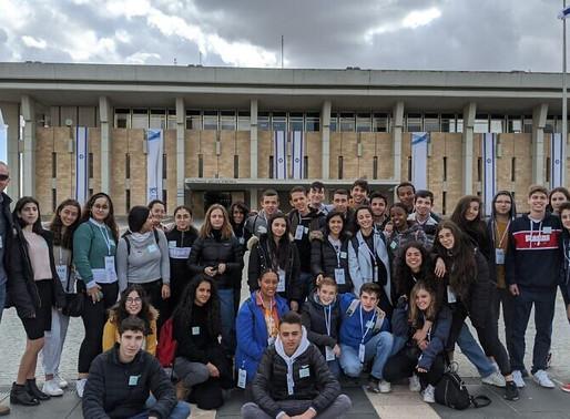 Israeli Teens Learn Public Diplomacy Skills to Serve as Ambassadors Abroad