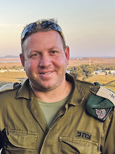 Lt. Col. (ret.) Eyal Dror