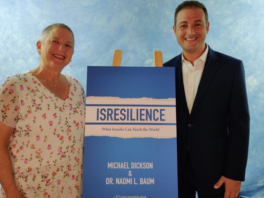 The Israeli secrets to resilience that anyone can learn